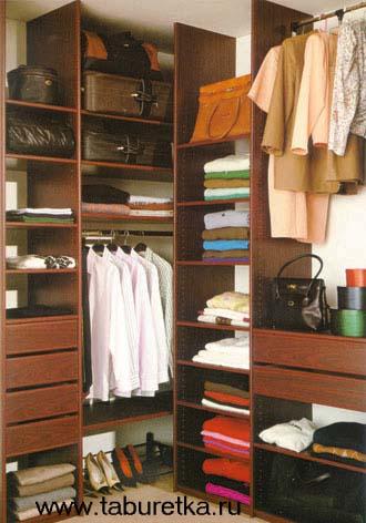 Помимо шкафов и шкафов-купе при ...: www.taburetka.ru/garderob