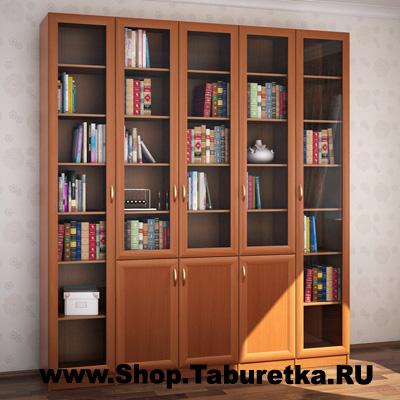 Модульные книжные библиотеки